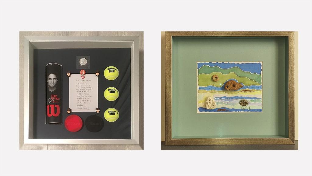 Máte doma vzácne alebo spomienkové predmety, skúste ich zarámovať, ramovanie obrazov a predmetov