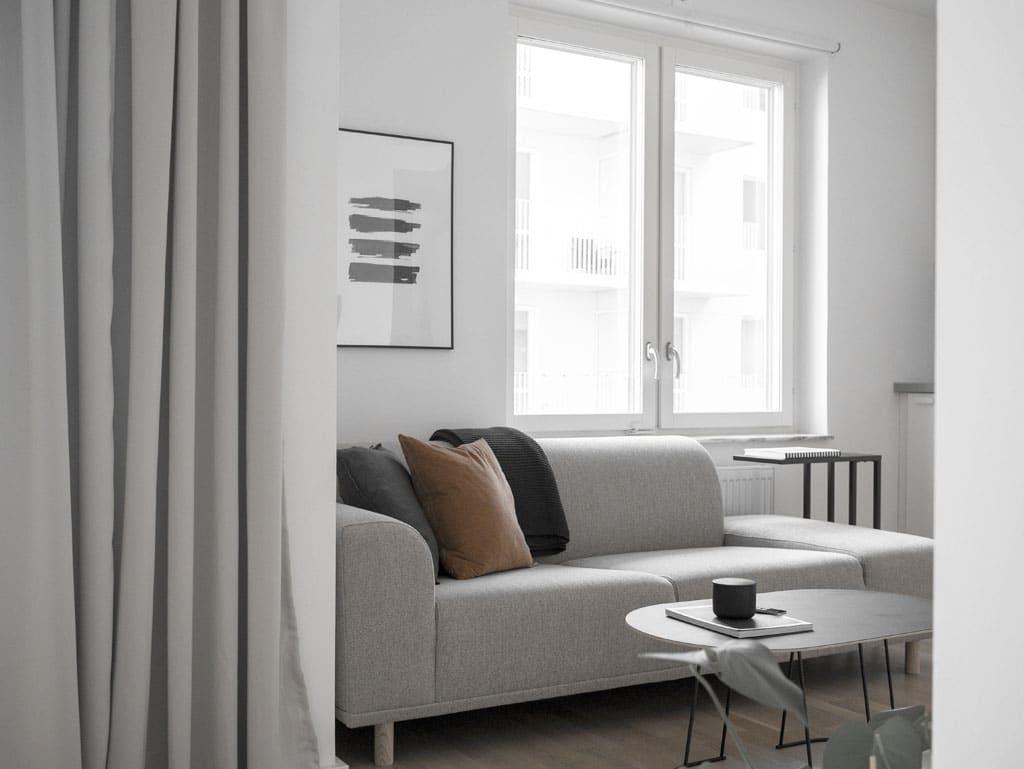 Ako vybrať správny odtieň bielej interiérovej farby, interier, malovanie