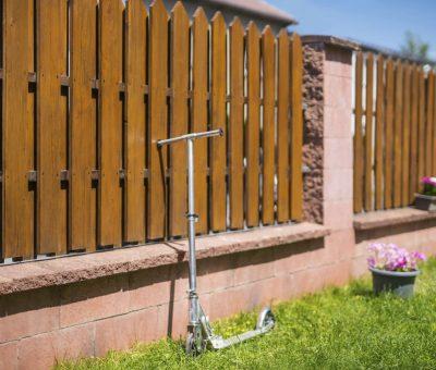 Je čas na údržbu plota, renovácia plota vás bude pritom baviť, exterier, projekt na vikend