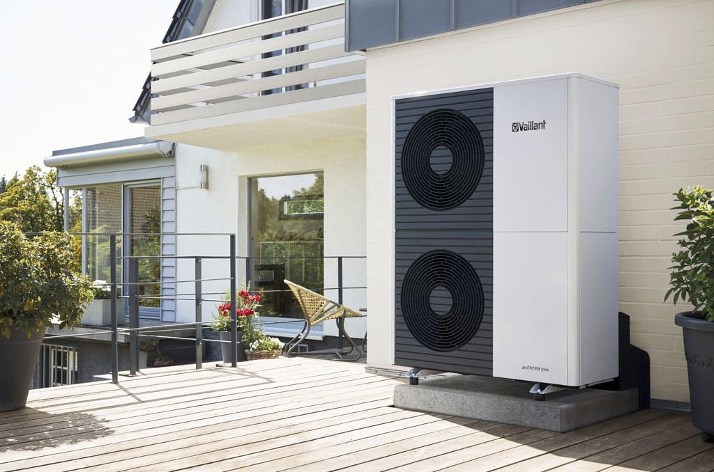 TC aroTHERM plus Vaillant, Tri kroky, ako získať dotáciu na tepelné čerpadlo priamo od výrobcu, aroTHERM plus, Vaillant, vykurovanie