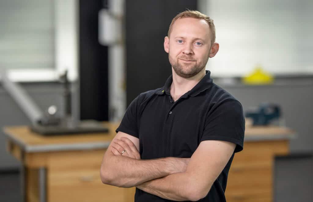 Marek Holko, garant Viega Guide